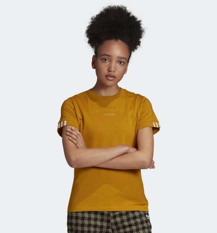 Adidas Originals R.Y.V. Damen T-Shirt in 2 Farben für je 17,89€ (statt 22€) - Creators Club