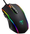 Top! Holife Gaming Maus, 7200 DPI, RGB, 8 Tasten für 6,59€ - Prime (statt 17€)