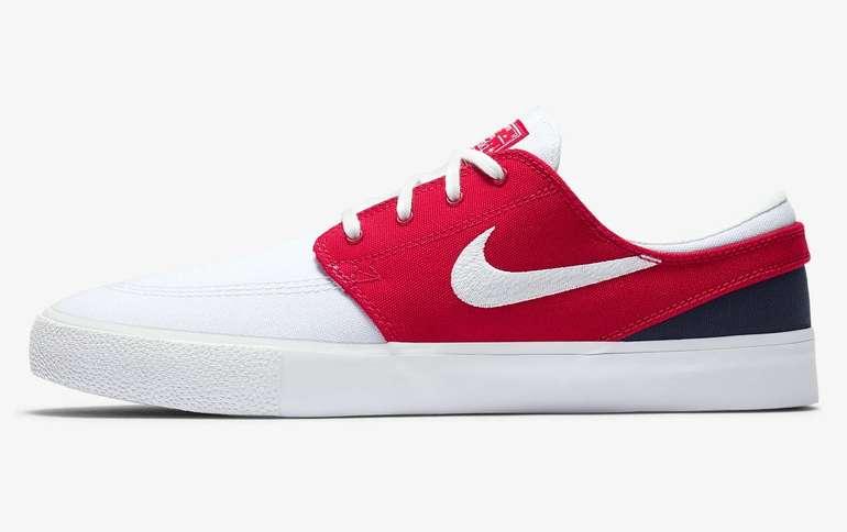 Nike SB Zoom Stefan Janoski Canvas RM Skateboardschuh für 45,48€ inkl. Versand (statt 85€) - Nike Membership!