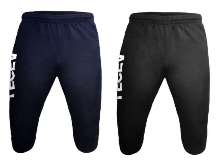 Legea Tornado Pitt 3/4 Trainings Shorts in Blau oder Schwarz für 13,94€ inkl. Versand (statt 20€)
