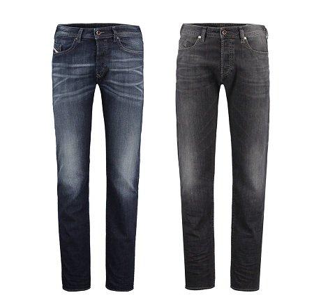 Diesel Herren Jeans Buster 839C Regular Straight Fit für 79,90€