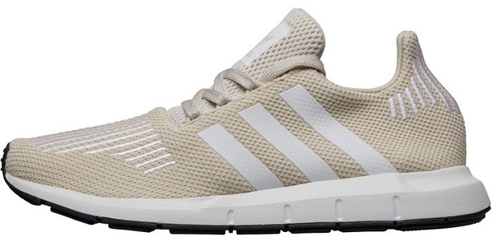 adidas Originals Damen Swift Run Sneaker in Sandbraun