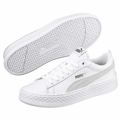 Puma Smash Platform L Damen Sneaker in zwei Farben für je 29,95€ (satt 55€)