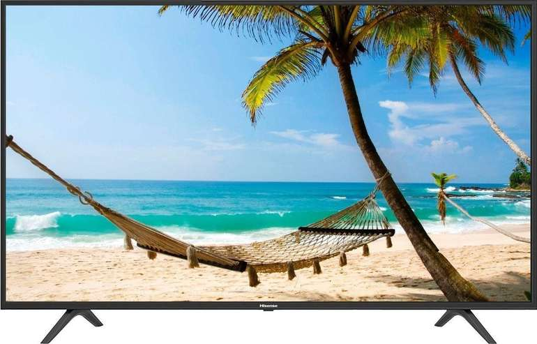 Hisense H55BE7000 - 55 Zoll 4K Ultra HD Smart-TV für 349€ (statt 409€)