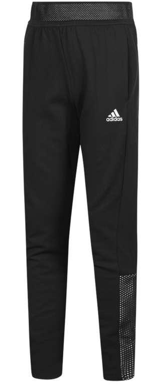 adidas ID Joggers Mädchen Trainingshose in schwarz für 23,94€ inkl. Versand (statt 33€)