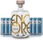 encore Vodka 41,0% (0,5 Liter) + 6x 250ml 28 Black Drinks für 22,99€ (statt 29€)