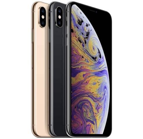 Apple iPhone XS Max mit 256GB Speicher (Spacegrau) für 899€ (Vitrinengerät)