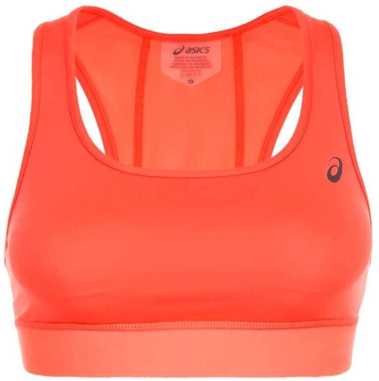 Asics Damen Sport-BH in koralle für 16,92€ inkl. Versand (statt 28€)
