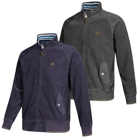 FILA Corduroy Gold Edition Suede Vintage Herren Jacke je nur 3,33€ zzgl. VSK