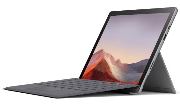 Microsoft Surface Pro 7 (128GB, i5 & 8GB) & Cover für 849,99€ (statt 959€)