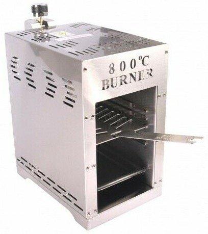 Burner Gasgrill mit Oberhitze von bis zu 800°C für 79,99€ inkl. Versand