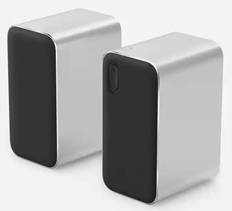 2er Pack Xiaomi Wireless Bluetooth Computer Lautsprecher für 78,03€