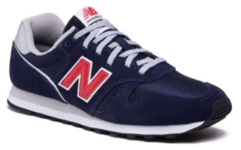 New Balance 373v2 Herren Sneaker mit Wildleder in Dunkelblau für 47€ inkl. Versand (statt 54€)