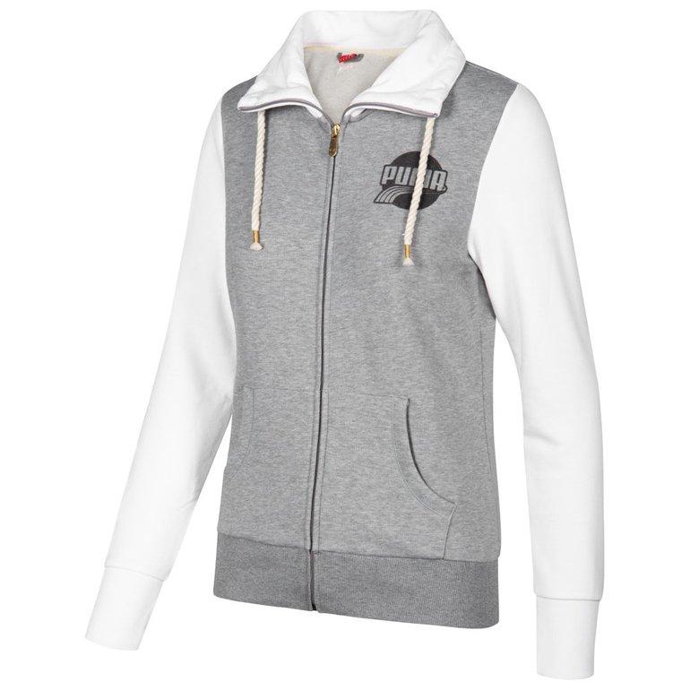 Puma Athletics Sweat Jacket Damen Sweatjacke zu 18,94€ inkl. Versand (statt 31€)