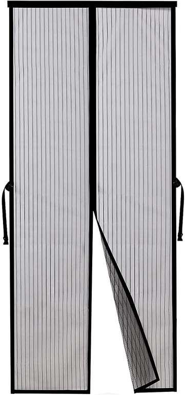 Festnight Magnet Fliegengitter Tür (90x210cm) für 12,99€ inkl. Prime Versand (statt 26€)