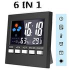 Mohoo 6-in-1 Thermometer mit Nachtlicht für 8,99€ inkl. Prime (statt 14€)
