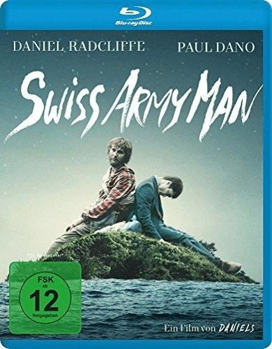 Swiss Army Man (Bluray) für 4,79€ inkl. Versand (statt 9€)