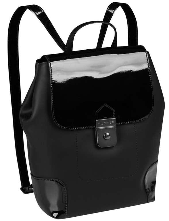 Hunter Refined Damen Leder Rucksack für 89,99€ inkl. Versand (statt 100€)