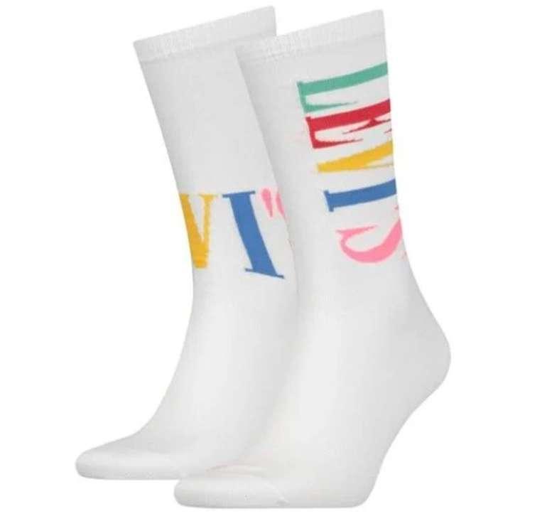 Tara-M: 40% Rabatt auf eine große Auswahl Levi's Socken - z.B. 12 Paar Sportsocken für 35,96€ inkl. Versand