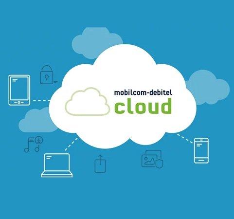 mobilcom-debitel Cloud Pro (200 GB Speicher) für 1 Monat gratis + 10€ Cashback!
