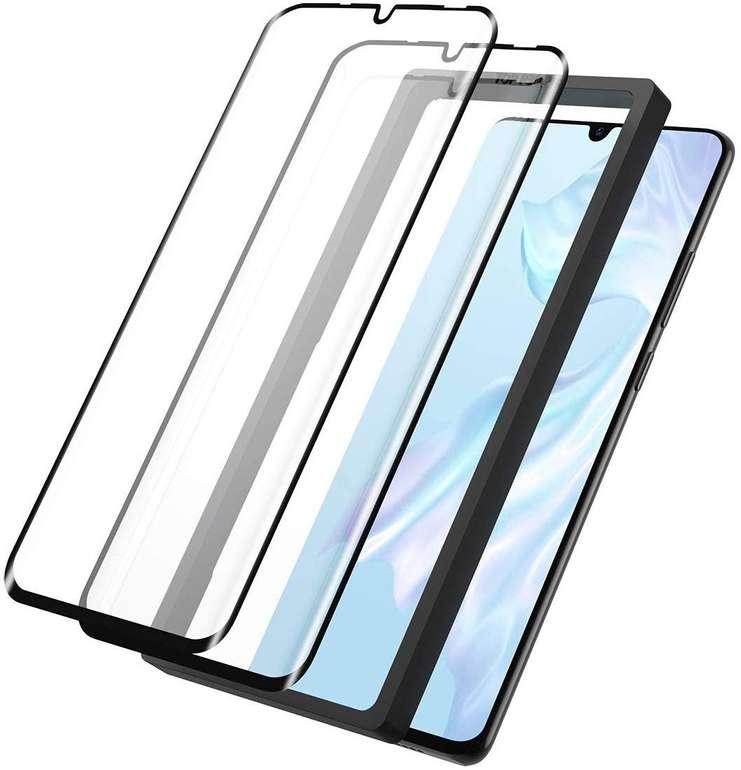 Gutscheinfehler? 2er Pack Beyeah Panzerglas Schutzfolie für Huawei P30 Pro kostenlos