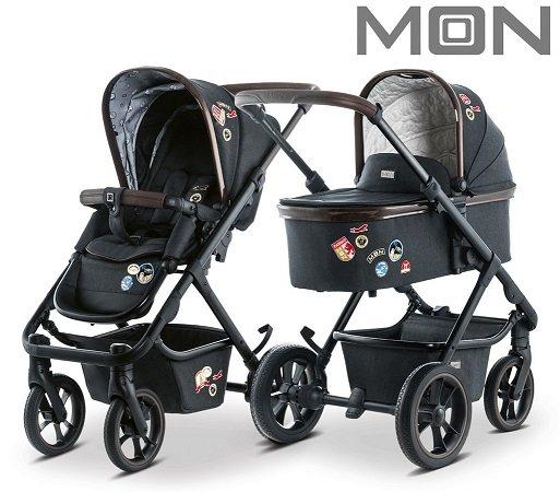 Moon Scala Voyage Kombi-Kinderwagen für 405,90€ (statt 635€)