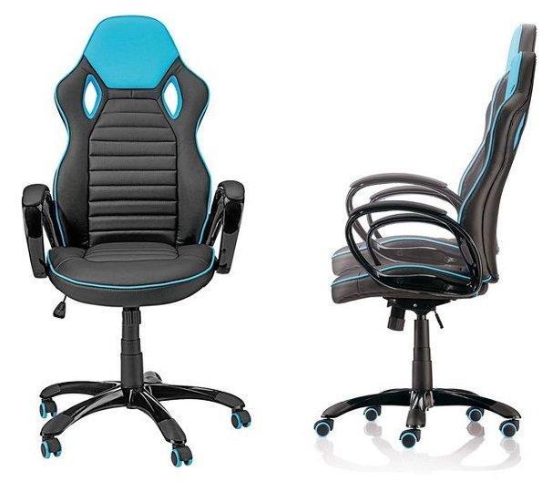 Silvercrest Gaming Stuhl 2