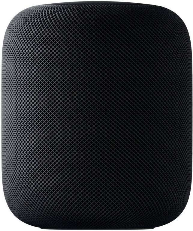 Apple HomePod Multimedia-Lautsprecher in Spacegrau für 259,99€ inkl. Versand (statt 289€)