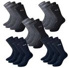 15 Paar Puma Unisex Crew Basic Sport Socken nur 26,95€ inkl. Versand