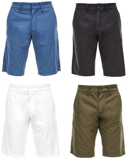 Tara-M: 50% Rabatt auf bereits reduzierte s.Oliver Shorts (ohne MBW) - z.B. Bermuda Shorts in 7 Farben für je nur 14,90€