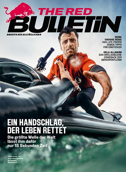 """Jahresabo """"The Red Bulletin"""" für 21,90€ + 20€ Gutschein für Media Markt"""