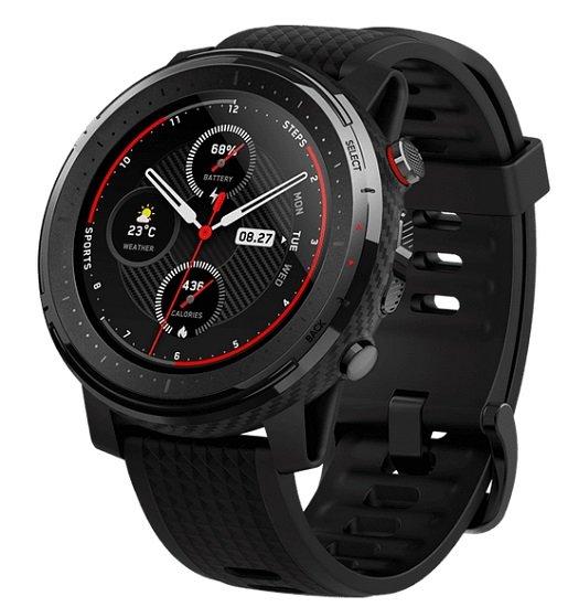 Knaller! AMAZFIT Stratos 3 Smartwatch für 133€ (statt 185€)