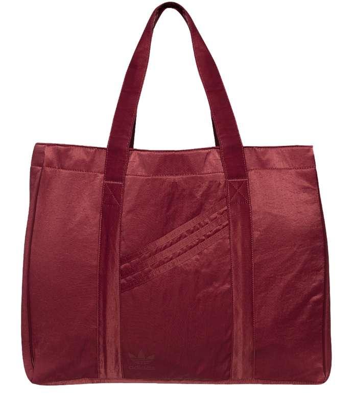 adidas Originals Shopper Tasche in Rot für 29,94€inkl. Versand (statt 37€)