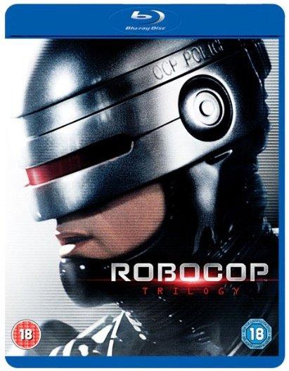 Robocop 1-3 Collection [Blu-ray] für 11,99€ inkl. Versand (statt 17€)