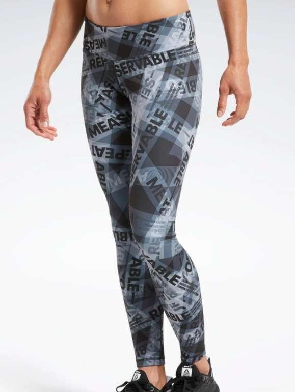 Reebok RC Lux Tight AOP Damen Leggings für 29,25€ inkl. Versand (statt 40€)