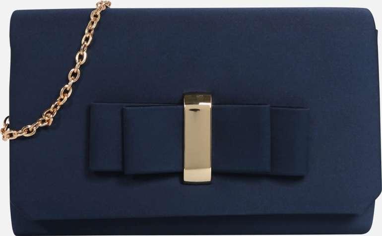 Mascara Tasche 'Bell Bow II' in navy für 13,52€ inkl. Versand (statt 37€)