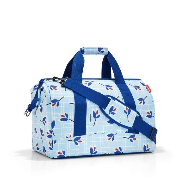 Reisenthel Allrounder Tasche leaves blue (Größe L) für 19,04€ inkl. Versand (statt 32€)