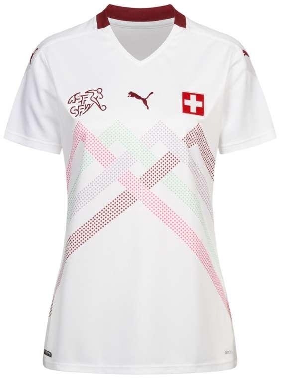 Puma Schweiz Damen Auswärts Trikot für 19,94€inkl. Versand (statt 64€)