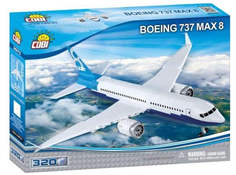 Cobi Boeing 737 Max 8 Bausatz (26175) für 17,19€ inkl. Versand (Thalia Club)