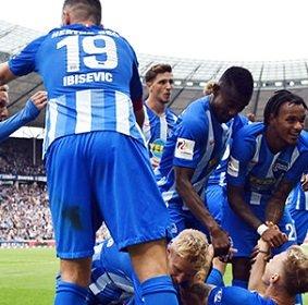 2 Tickets (06.04.2019) für Hertha BSC vs. Fortuna Düsseldorf als DKB Aktivkunde