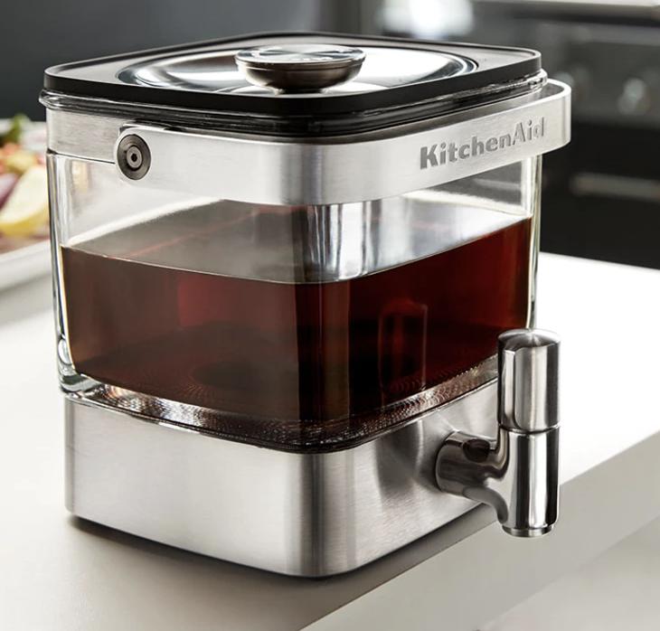 KitchenAid Artisan Cold Brew Kaffeebereiter 5KCM4212SX für 99,99€ inkl. Versand (statt 130€)