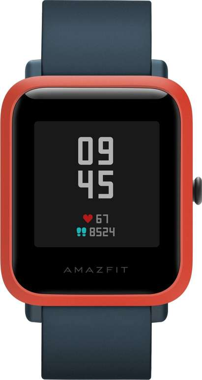 Xiaomi Amazfit Bip S - Red Orange für 59,05€ (statt 70€)