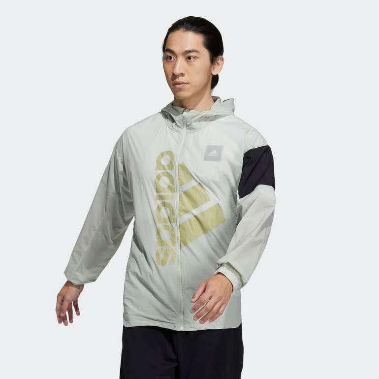 Adidas Badge of Sport Mesh Jacke für 31,85€ inkl. Versand (statt 65€)