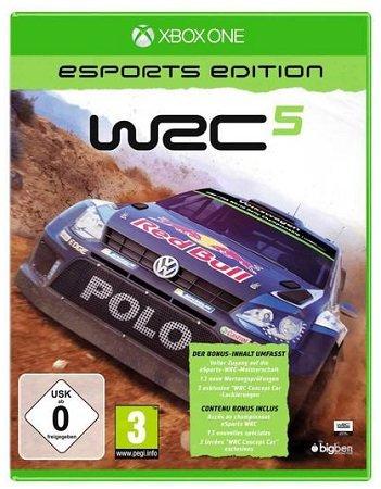 Völkner: Bis zu 60% Rabatt auf Konsolen-Spiele, z.B WRC 5 Xbox One für 10€