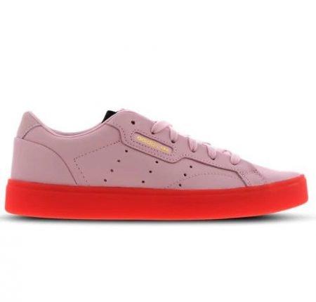Adidas Damen Schuhe Sleek in Diva-Red für 49,99€ inkl. VSK