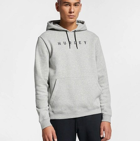 "Nike Herren Fleece Hoodie ""Hurley Homeward"" für 33,58€ (statt 54€)"