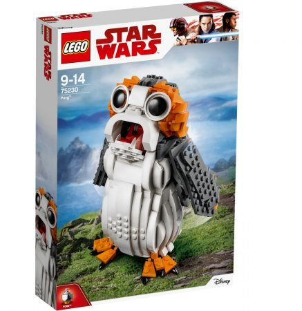 Lego Star Wars Porg (75230) für 42,94€ inklusive Versand (statt 50€)