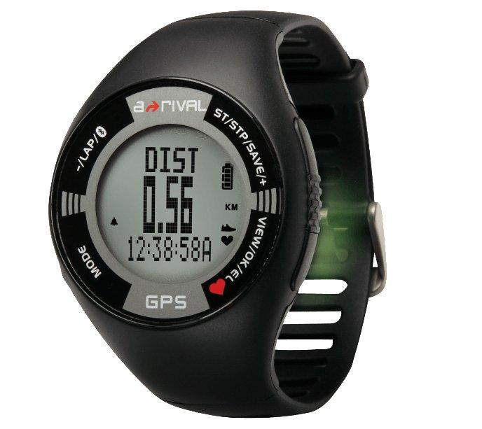 Arival SpoQ HR GPS Trainings-, Lauf-, und Pulsuhr für 19€ (Vergleich: 24€)