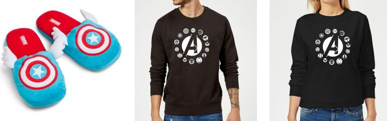 Marvel Bundle Pullover