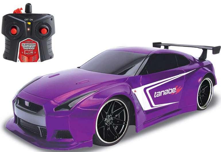 Dickie Toys Nissan GT-R (ferngesteuert) für 20,90€inkl. Versand (statt 33€)